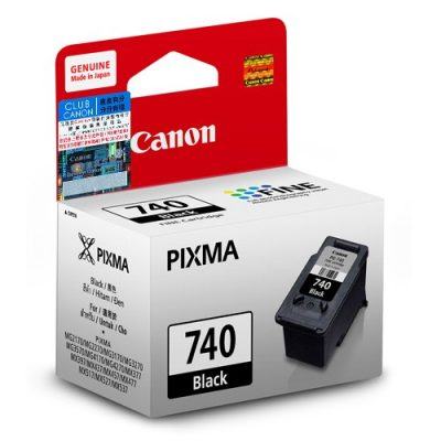 Canon Pg 740 ink cartridge original