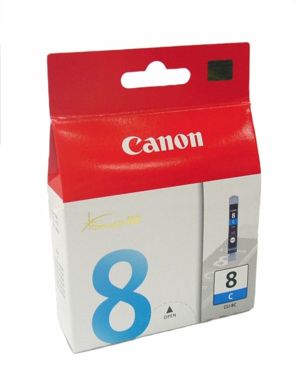 Canon 8 Cyan Ink Cartridge